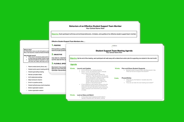 3 MTSS/RTI Resources