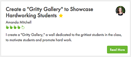 Create a Gritty Gallery