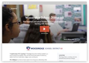 Social Emotional Learning in Woodridge School District 68
