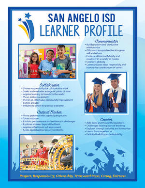San Angelos ISD Learner Profile