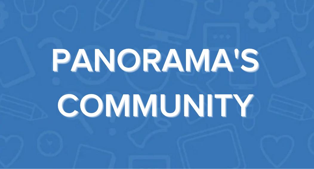 Panoramas Community