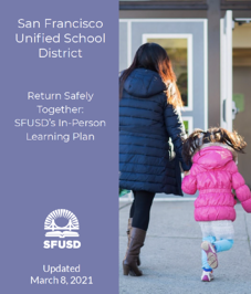 SFUSD return safely plan