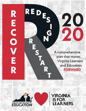 Recover Redesign Restart Virginia