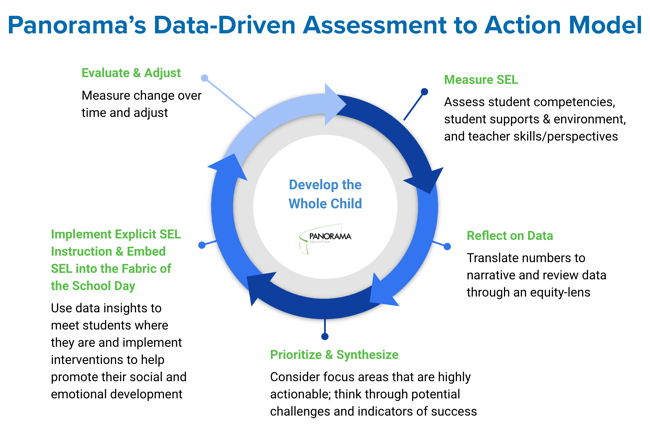 panorama data-driven assessment to action model