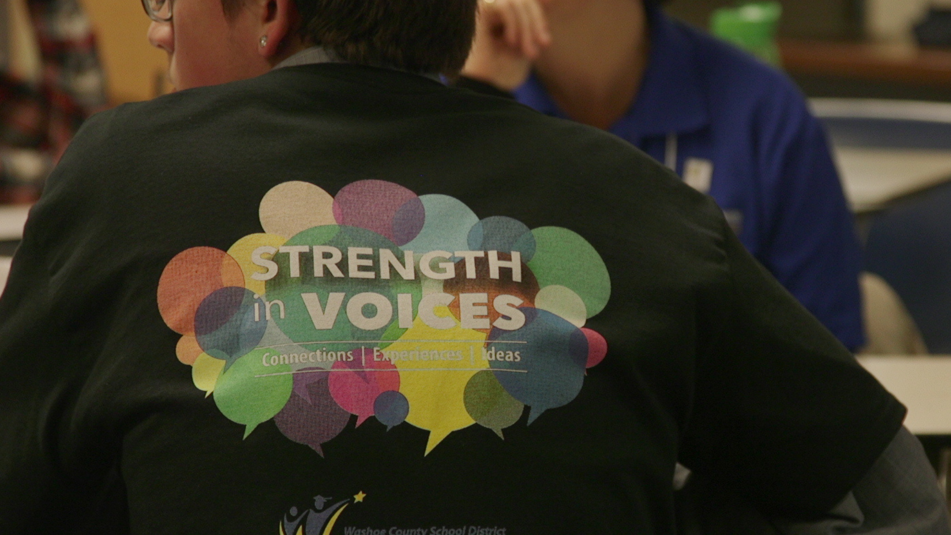 Strength in Voices T-shirt