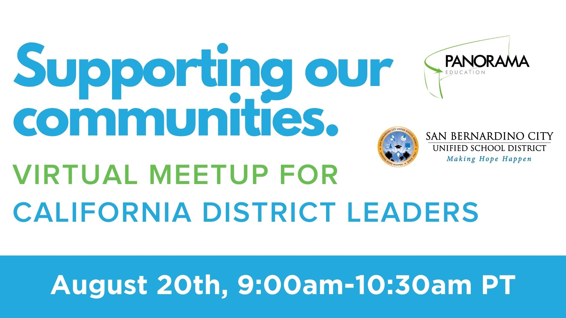 Copy of Updated California Meetup Promotion