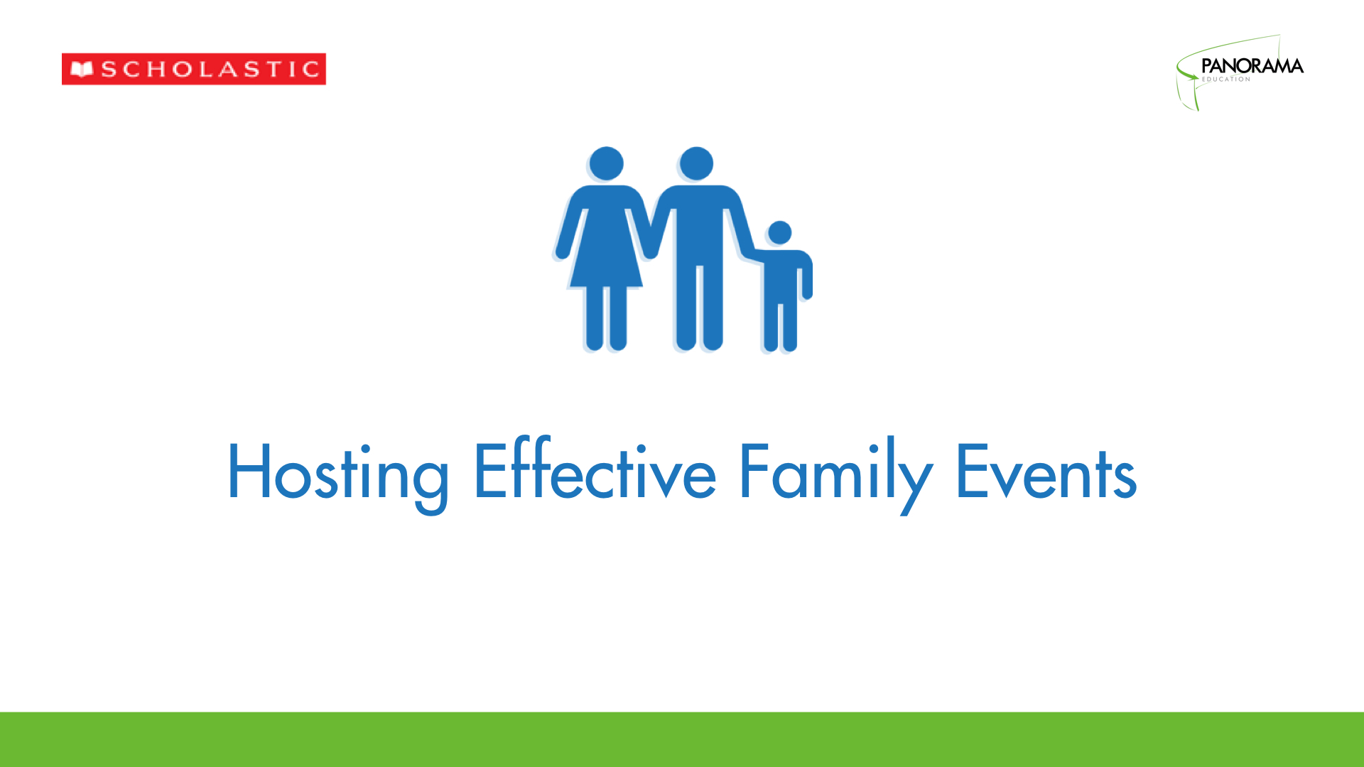 Hosting Effective Family Events