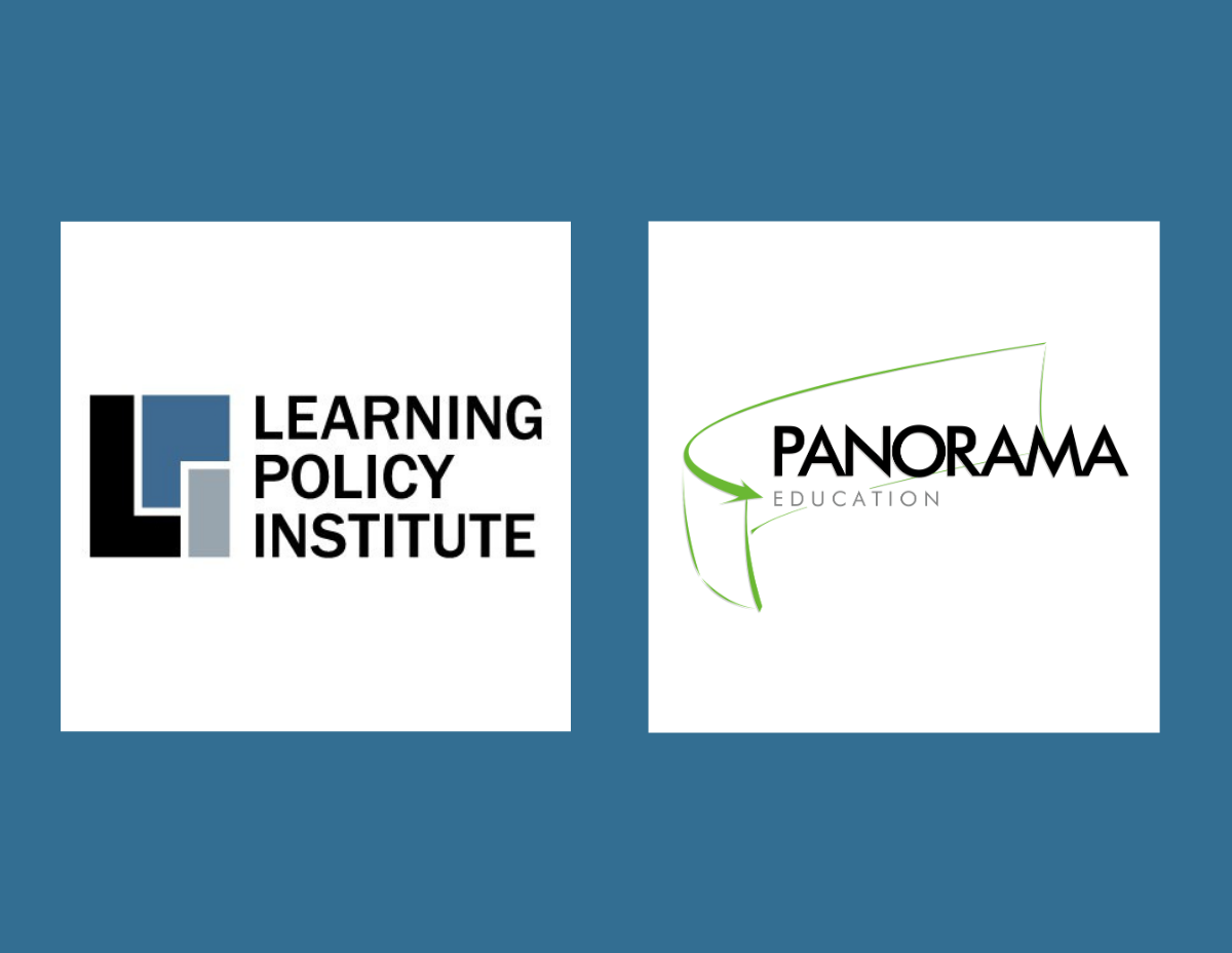 Learning Policy Institute Webinar page image