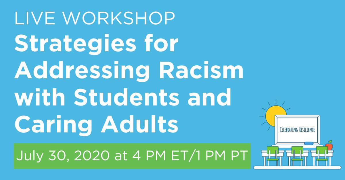 Live Workshop addressing racism (1)