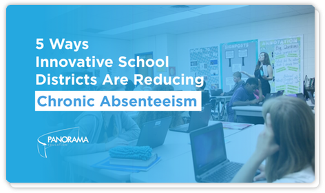 5 Ways Innovative School Districts Are Reducing Chronic Absenteeism