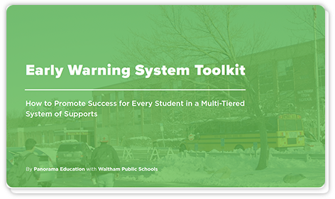Early Warning System and MTSS Toolkit