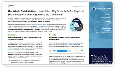 The Whole Child Matters: Building Buy-in for SEL at Hilliard City Schools