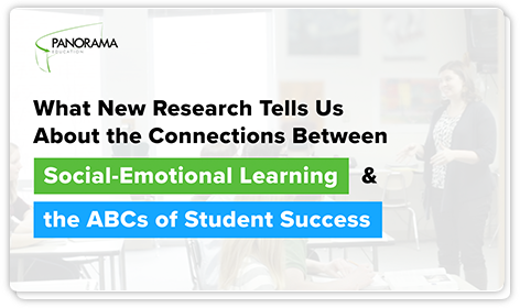 Brief: What New Research Tells Us About SEL and the ABCs of Student Success