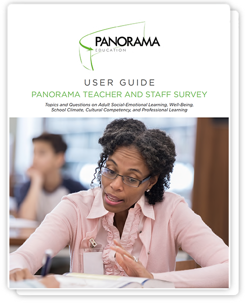 Panorama Teacher Survey