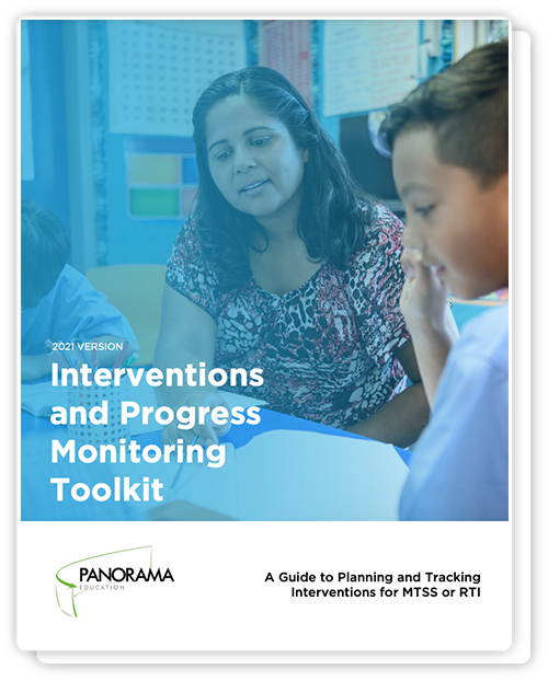 Interventions Progress Monitoring Toolkit