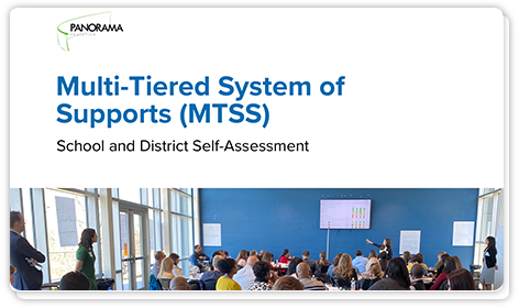 MTSS Self-Assessment
