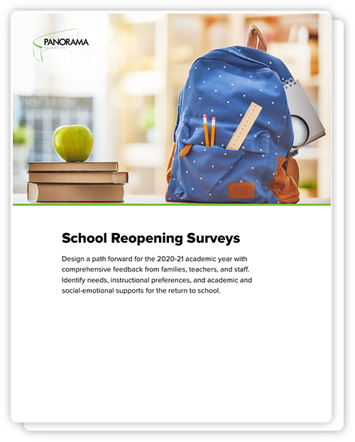 School Reopening Surveys