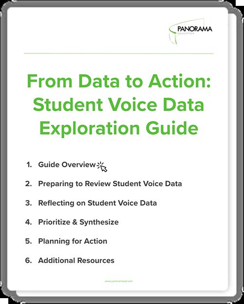 Student Voice Data Exploration