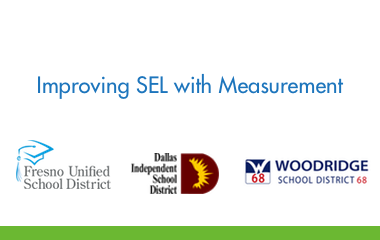 Improving SEL with Measurement